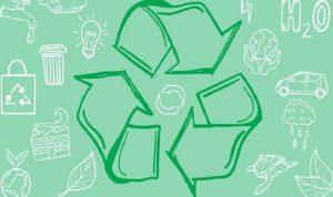 recycle les déchets