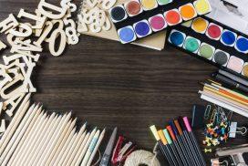 6 fournitures d'art à avoir pour créer une œuvre