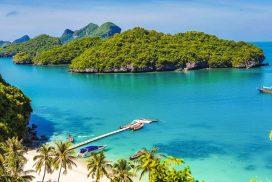 3 plus belles plages de Koh Samui