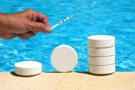 4 chose à savoir sur le traitement de l'eau de piscine